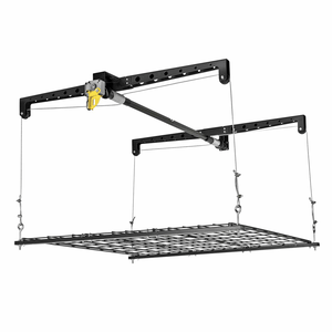 Jeep Hardtop Hoist Ceiling Heavy Duty Lift Storage System On Amazon