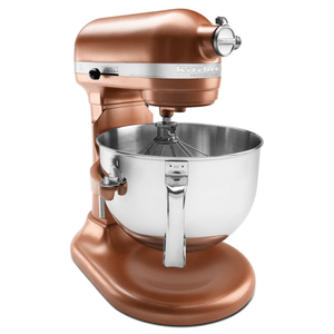 KitchenAid Professional 600 Series Bowl Lift Stand Mixer 6 Quart, Copper Pearl Model KP26M1XCE