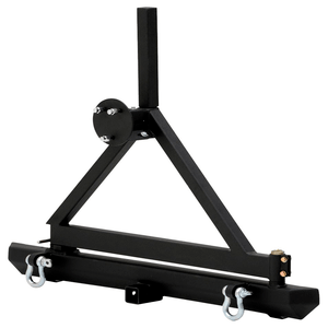 Jeep Tire Carrier For 1976-2006 Jeep Wranglers TJ YJ CJ With Rear Bumper, D-Ring Mounts And Hitch On Amazon