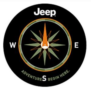 Factory Jeep OEM Mopar 82210884AB 2007-2018 Jeep Wrangler JK Spare Tire Cover On Amazon