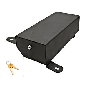 Jeep Wrangler Under Seat Lock Box For 2007-2017 Jeep JK Models Driver Side By Bestop On Amazon