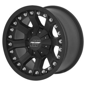 Pro Comp Alloys Series 33 Wheel With Flat Black Finish On Amazon