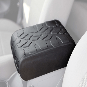 2007-2010 Jeep Wrangler JK Boomerang Tire Tread Armpad Center Console Cover On Amazon