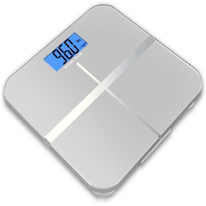 BalanceFrom C400SV High Accuracy Premium Digital Bathroom Scale with 3.6 in X-Large Backlight Display
