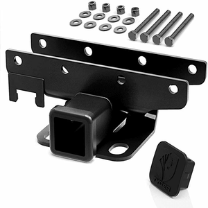 2007-2018 Jeep Wrangler JK Factory Style 2-Inch Rear Receiver Hitch Towing Trailer Hitch On Amazon