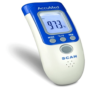 AccuMed AT2102 Thermometer for Kids