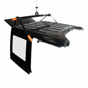 Jeep Wrangler Hardtop Hoist Manual Removal And Storage System On Amazon