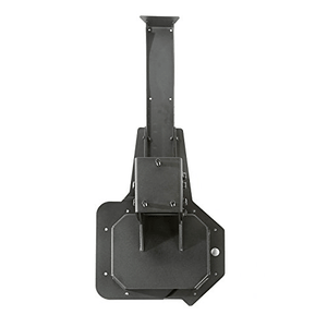 Rugged Ridge 11546.52 HD Tire Carrier with Wheel Mount for 2007-2018 Jeep JK Wrangler Models On Amazon