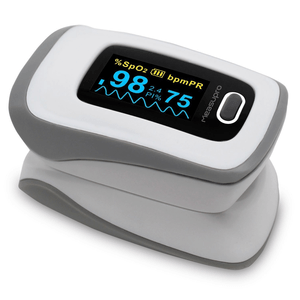 MeasuPro Instant Read Digital Pulse Oximeter, Oxygen Sensor and Pulse Rate Monitor