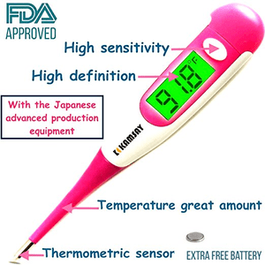 Digital Medical Thermometer for Kids
