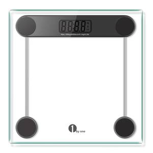 Body Weight Digital Bathroom Scale by 1byone