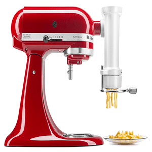 KitchenAid 6 Piece Gourmet Pasta Press Attachment. Model KSMPEXTA