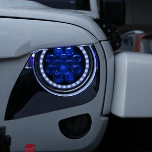 Best LED Jeep Headlights