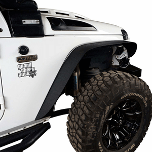 Best Jeep Fender Flares | 2019 Review Guide