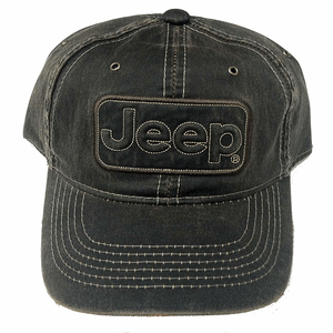 Jeep Patch Cap Adjustable With Embroidered Jeep Patch Brown Faded Look On Amazon