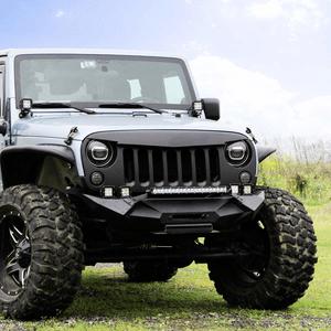 Jeep Grilles