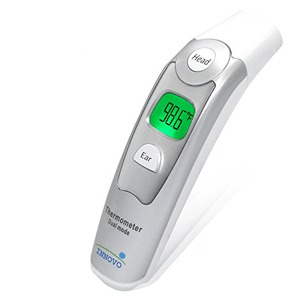 Innovo Medical Digital Forehead and Ear Thermometer