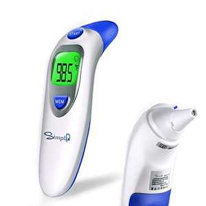Simplife Digital Infrared Forehead & Ear Thermometers