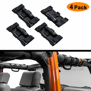 Jeep Wrangler Roll Bar Grab Handles Heavy Duty Fits All Jeep Models JL JK JKU CJ CJ5 CJ7 YJ TJ On Amazon