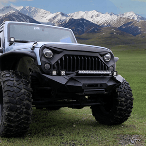 Best Jeep Front Grilles