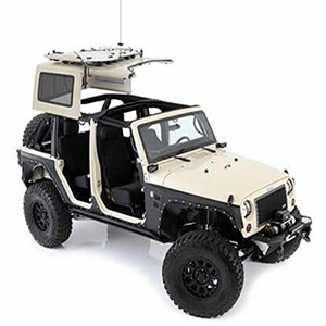Smittybilt Jeep Wrangler Hard Top Hoist With Hardware On Amazon