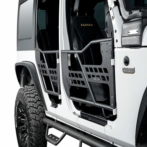 Jeep Wrangler JK Unlimited Half Doors 4-Door With Front & Rear Doors