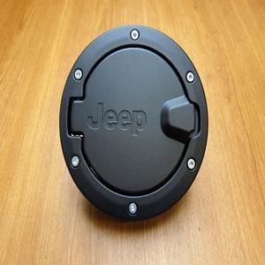 Jeep Wrangler JK JKU 2007-2018 Black Satin Gas Cap Fuel Door Mopar OEM Item On Amazon