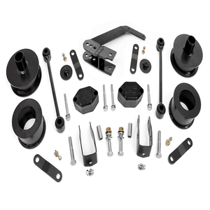 Rough Country Jeep Wrangler Unlimited JK 2.5-Inch Suspension Lift Kit On Amazon