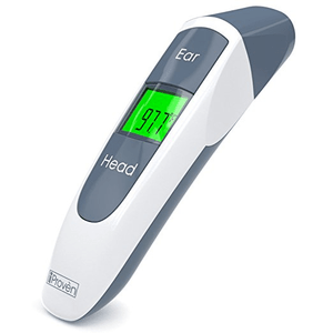iProv�n DMT-316 Digital Clinical Ear and Forehead Thermometer