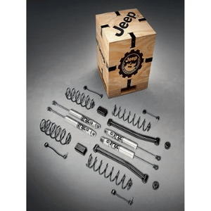 Mopar 2018-2021 Jeep Wrangler JL 77072395AB 2-Inch Jeep Lift Kit With Collectors Box On Amazon