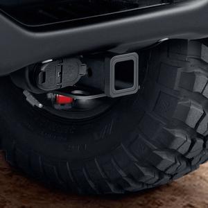 2018-2021 Jeep JL Hitch Kit Mopar Receiver Hitch For Jeep Wrangler JL Models 82215209 On Amazon