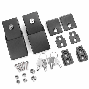 Jeep Hood Latches For 2007-2018 Jeep Wrangler JK JKU Black Stainless Steel On Amazon