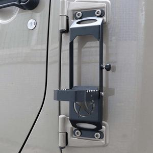 Metal Door Folding Hinge Step Pedal For 2007-2017 Jeep Wrangler JK Unlimited Models On Amazon