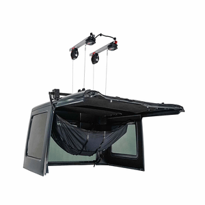 Jeep Wrangler Hard Top Hoist Complete Storage System On Amazon