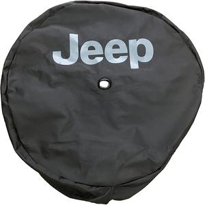 Original Mopar Genuine Jeep Spare Tire Cover OEM 32-Inch For Jeep JL Models With Camera On Amazon