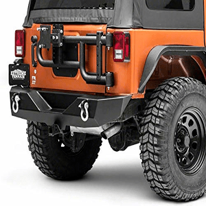 Jeep Tire Carrier