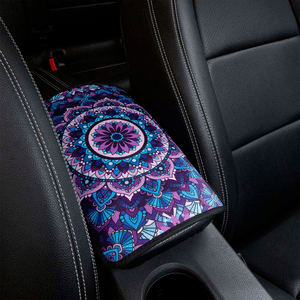 Jeep Wrangler Universal Fit Center Console Armrest Cover Pad With Stylish Pattern Cover On Amazon
