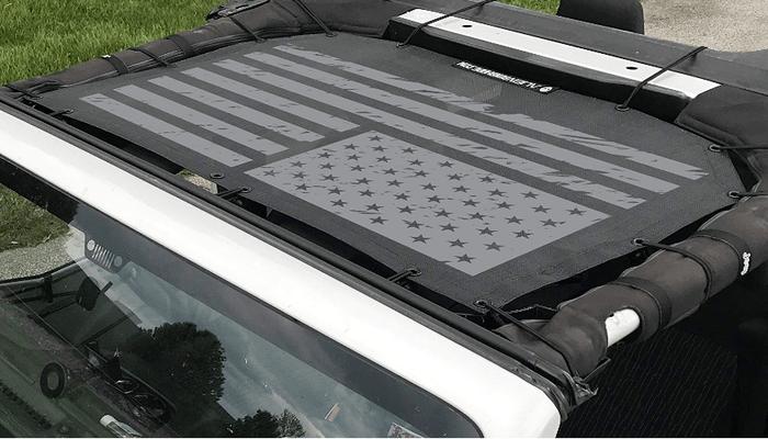 Jeep Bikini Tops