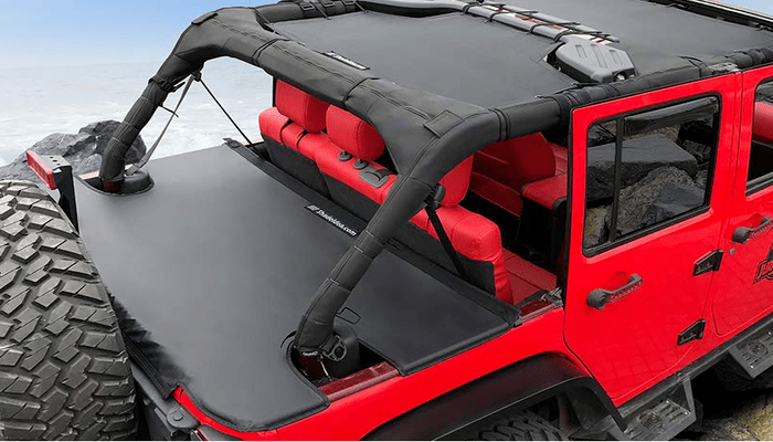 Jeep Cargo Covers