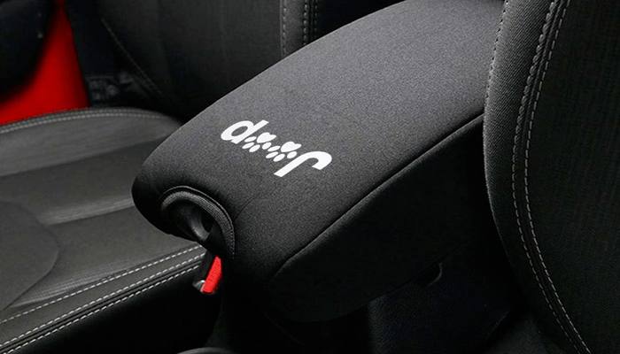 Jeep Console Covers