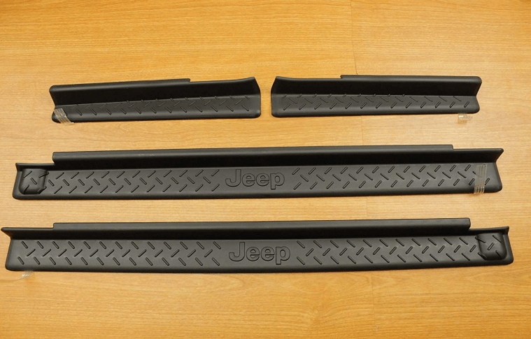 Jeep Door Sill Guards
