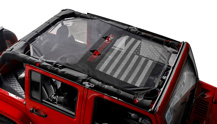 Jeep Sunshade