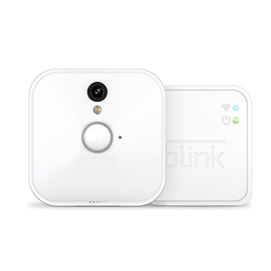 Blink Wireless Home Security Camera System with Motion Detection, HD Video and Battery Power