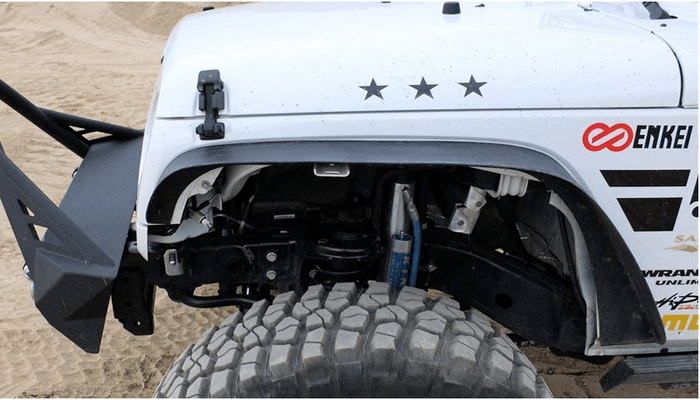 Best Jeep Wrangler Fender Flares