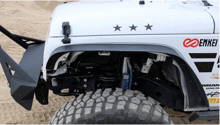 Best Jeep Fender Flares