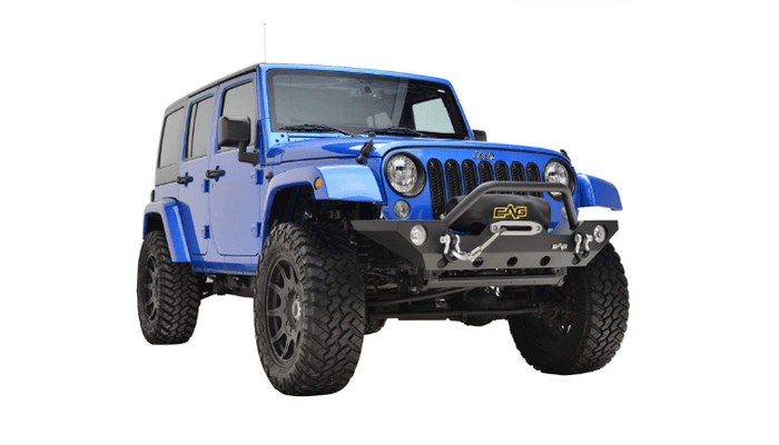 Best Jeep Front Bumpers
