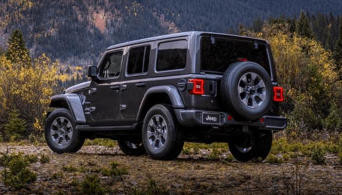 Best Jeep Fuel Door Cover