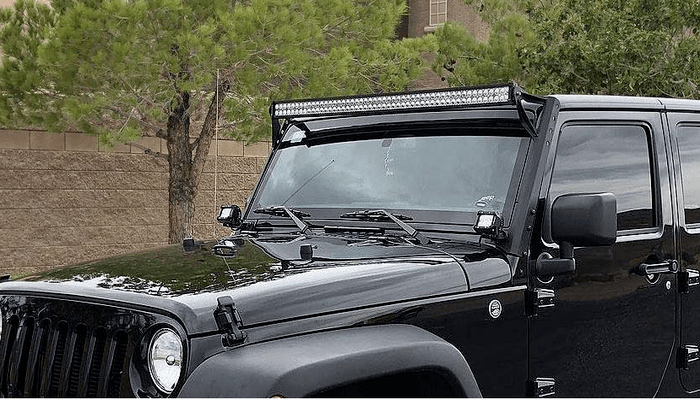 Best Jeep Light Bars