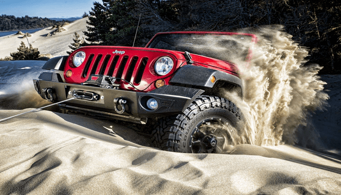 Best Jeep Wrangler Winch