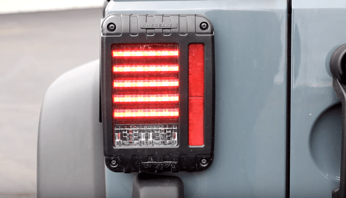 Best Jeep LED Tail Lights